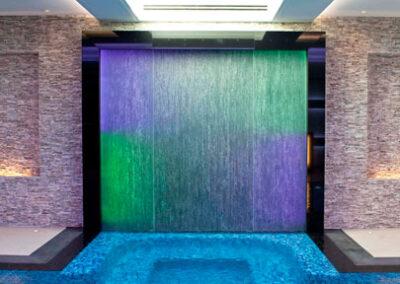 feature-wall-stoa-grey-silver-travertine-mosaic-waterfall-feature-swimming-pool-london-basement