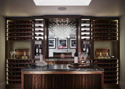 Wine room, Linley