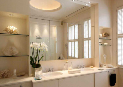 london-bathroom-bianco-neve-limestone-walk-in-shower-vanity-unit