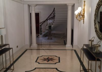 entrance-hall-water-jet-marble-flooring