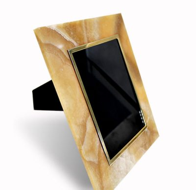 onyx-semi-precious-stone-photo-frame-wedding-gift