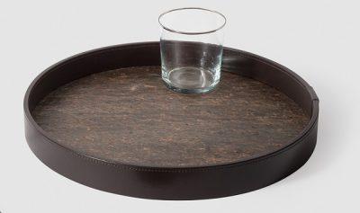 pinetti-bormio-round-stone-leather-gea-tray