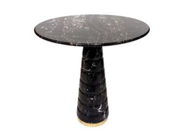 zen-italian-round-marble-side-table-nero-portoro