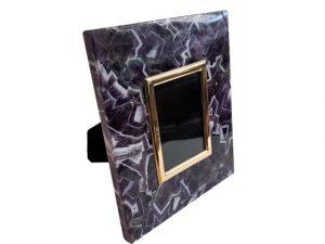 amethyst-semi-precious-stone-photo-frame