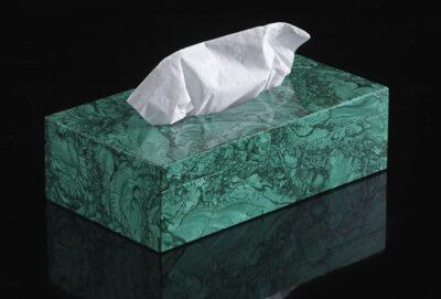 natural-stone-malachite-tissue-box-bedroom-accessory