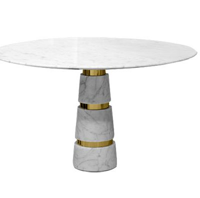 avalanche-carrara-round-marble-dining-table