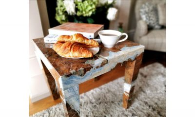 cheope-italian-square-marble-side-table-blue-jeans-animal-print