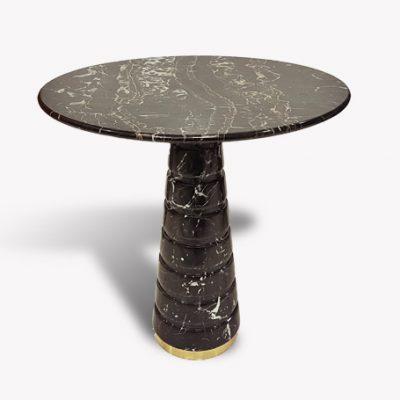 zen-italian-round-marble-side-table-nero-portoro-nero-marquina