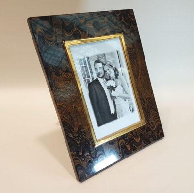 stromatolite-semi-precious-stone-fossil-photo-frame-wedding-gift