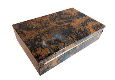 sicilian-yellow-jasper-jewellery-jewelry-box-semi-precious-stone-pen-box-watch-box-cigar-case