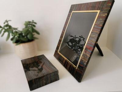 tiger-iron-eye-semi-precious-stone-photo-frame-wedding-gift