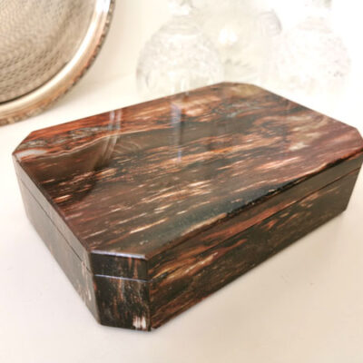 petrified-wood-semi-precious-stone-jewellery-jewelry-box-pen-box-watch-box-cigar-case-wedding-gift