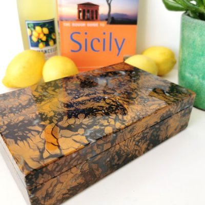 sicilian-yellow-jasper-jewellery-box-semi-precious-stone-pen-box-watch-box