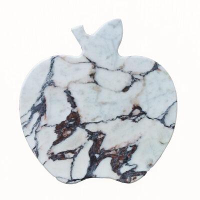 calacatta-viola-marble-apple-shaped-chopping-serving-board